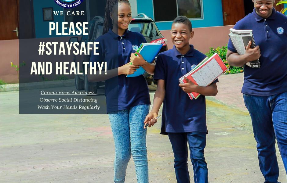 Starlets Academy | COVID-19 | stay safe