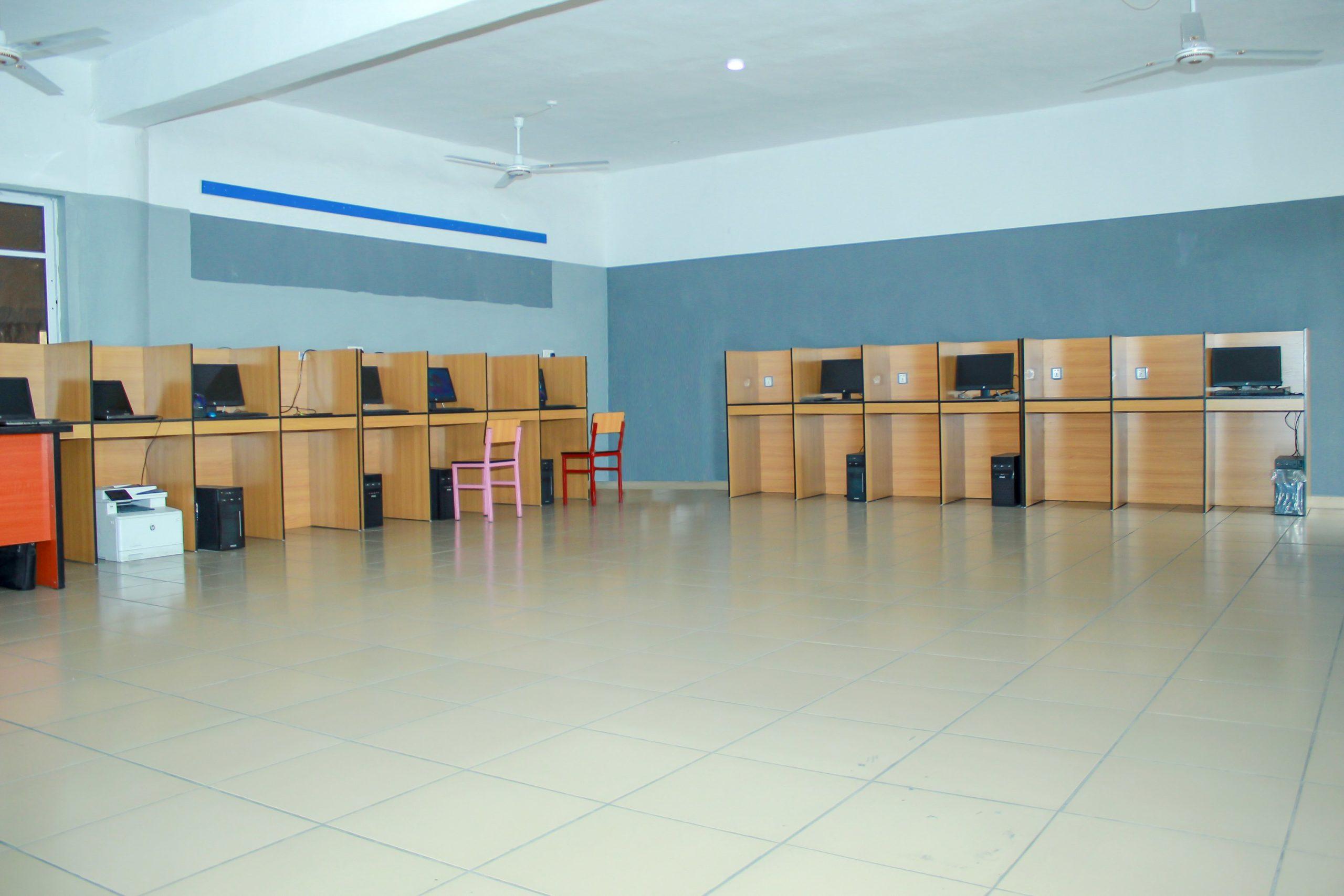 starlets academy ICT lab