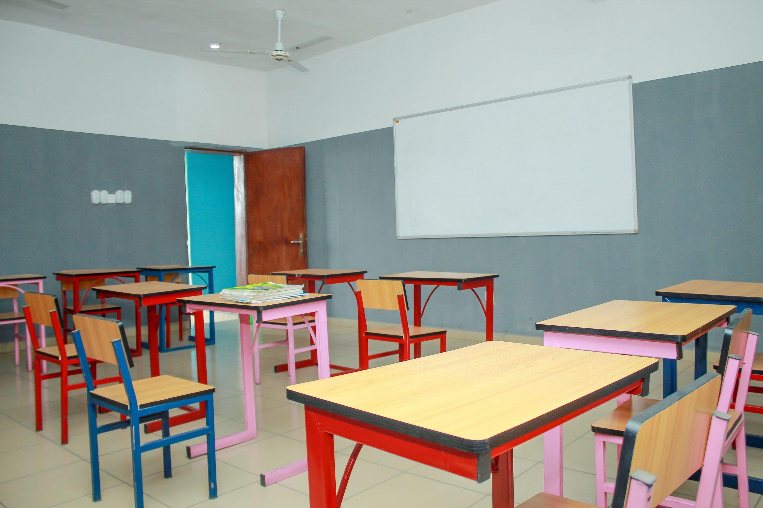 starlets academy modern classrooms